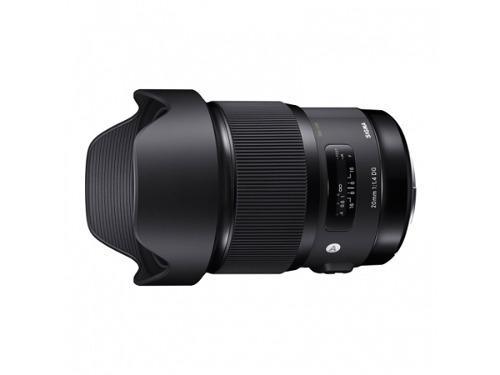 Sigma Lente 20mm F/1.4 Dg Hsm Art P/nikon (msi)
