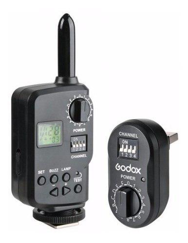 Transmisor Y Receptor Ft-16 Para Estudio Y Wistro Godox