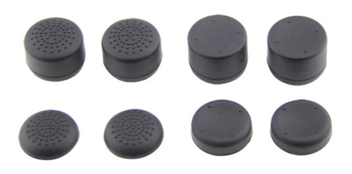 8 Gomas Thumb Grips Pro Tipo Kontrol Freek Para Xbox One Ps4