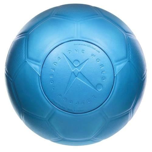 Balon De Futbol No.5 One World Indestructible Envio Gratis