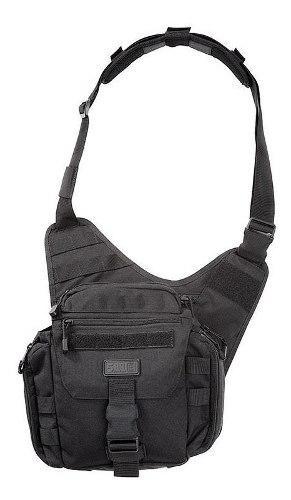 Bolsa Mariconera Táctica Push Pack Negro Marca 5.11