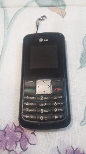 Celular Lg Kp 107a Telcel Mete Tu Sim Y A Hablar