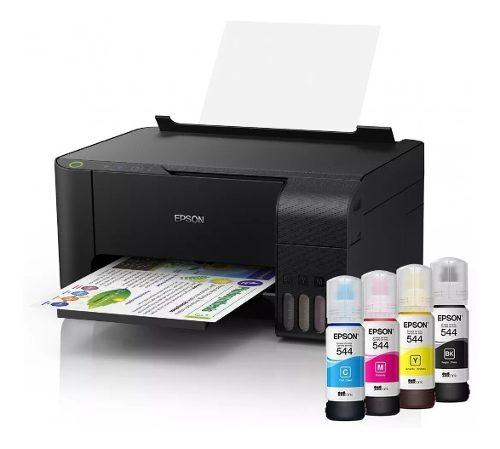 Impresora Multifuncional Epson Ecotank L Tinta Continua