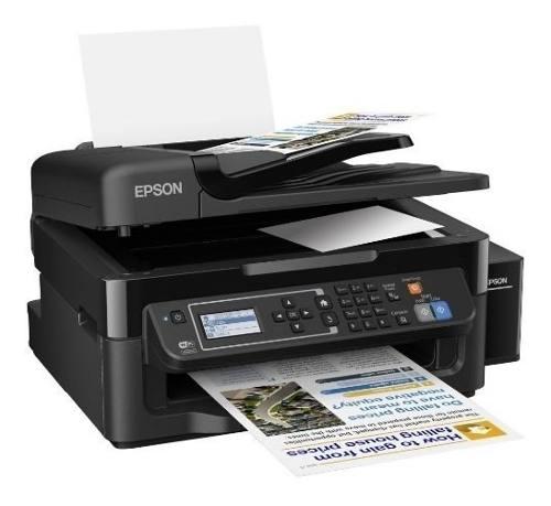 Impresora Multifuncional Epson L575 Wifi Tinta Continua