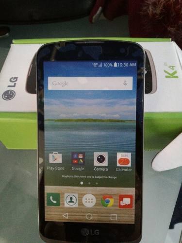 Lg K4 Lte Android Smartphone