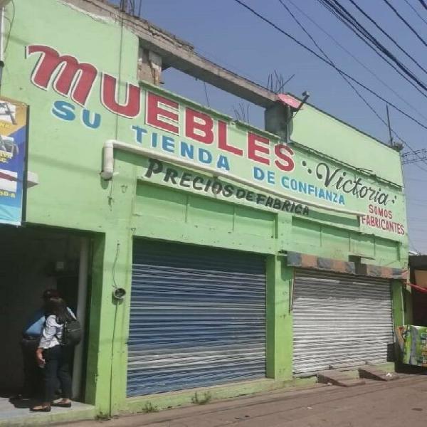 Local Via Morelos, Ecatepec, contra esquina La Costeña /