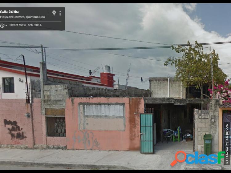 Terreno en venta centrico Playa del Carmen