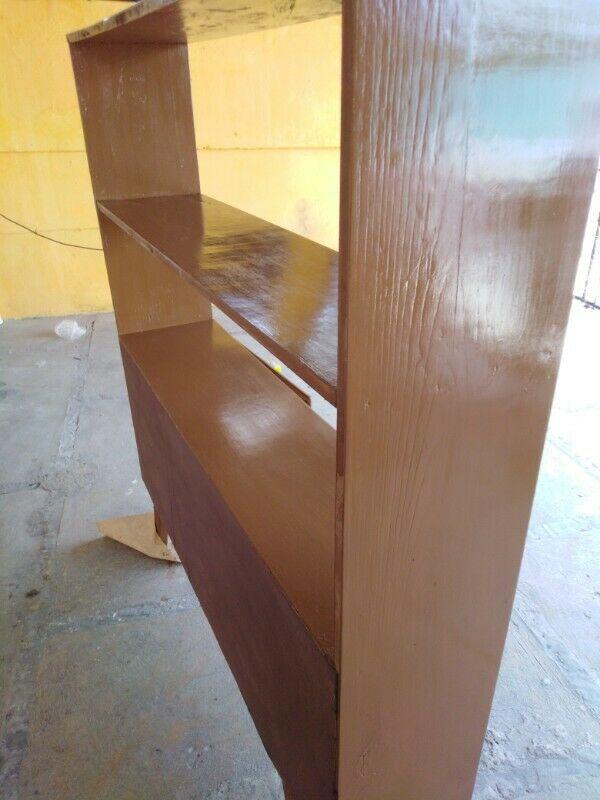 Vendo mueble de madera