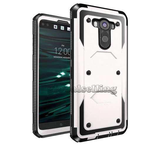 White - For Lg K10 - Para Los Modelos De Teléfonos Lg