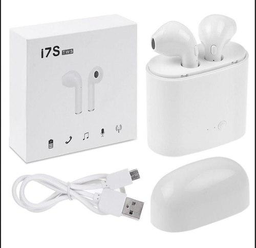 5piezas Audifono Tipo Airpod I7s Tws Bluetooth iPhone