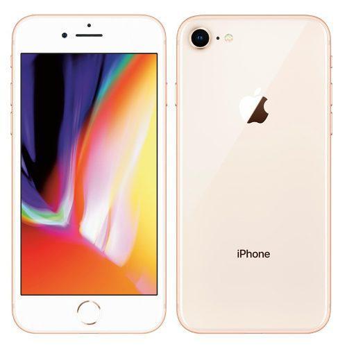 Apple iPhone 8 64b Gold Libre De Fabrica Sellado Nuevo
