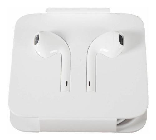 Audífonos Originales Para iPhone 7 8 Plus X Xr Xs Max