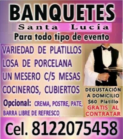 Banquetes - Anuncio publicado por Felipe Tapia