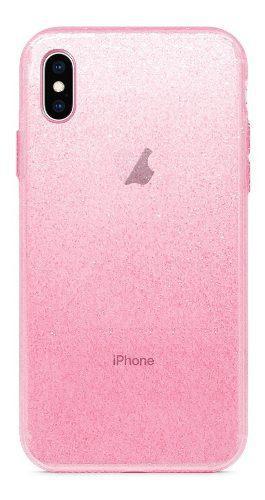 Bling Soft Tpu Shiny iPhone 7 8 X Xs Xr Max Plus Brillos New