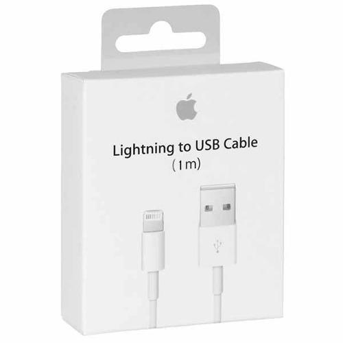 Cable Lightning 1m Original Para iPhone 6,7,8,x