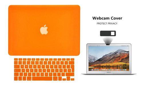Carcasa + 1 Accesorio + Antispy Macbook Air 13 A1369 A1466