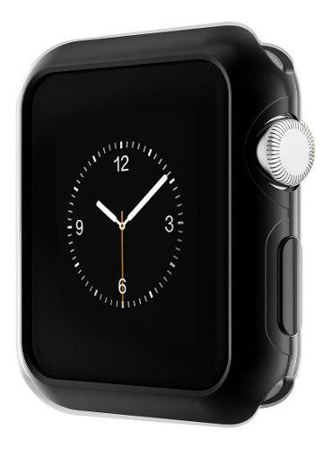 Case Protector Tpu Suave Para Iwatch Serie 3 2 1 38mm 42mm