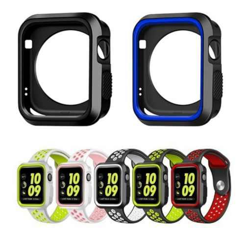 Case Protector Uso Rudo Iwatch Serie 3 2 1 38mm 42mm Oem