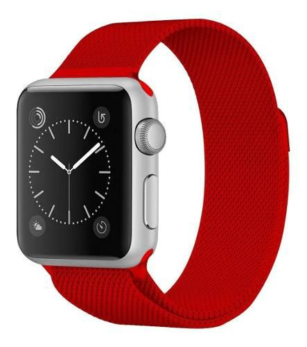Correa Extensible Malla Milanese Apple Watch Serie1 2 3 4