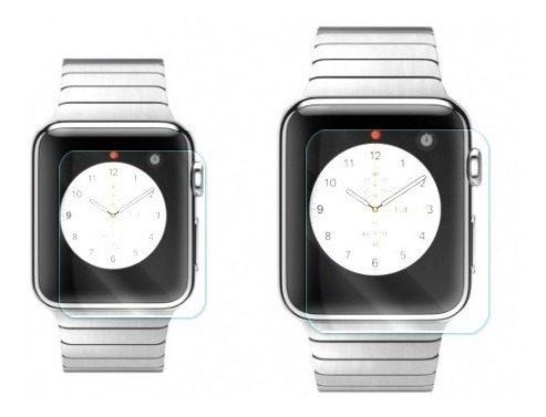 Cristal Protector Templado Apple Watch 38mm 42mm 0.3mm H9
