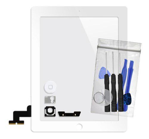 Cristal Touchscreen iPad 2 A1395 A1396 Original Vidrio Touch
