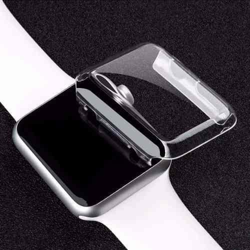 Cubiertas Protectoras Transparente Apple Watch S1 S2 42/38mm