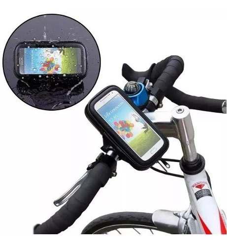 Estuche Celular Protector Soporte Para Bicicleta