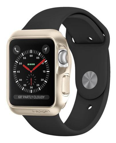 Funda Apple Watch 42mm Series 1 2 3 Spigen Slim Armor Case