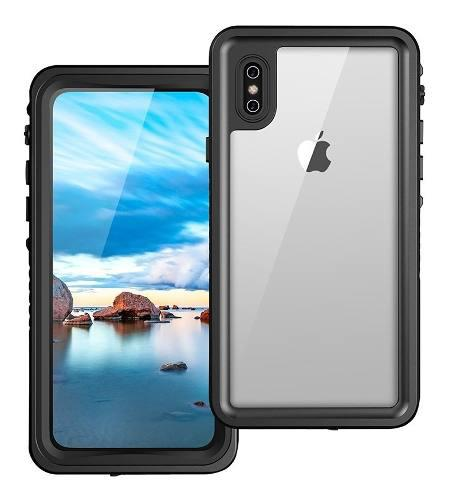 Funda Case Contra Agua Waterproof Ip68 iPhone X/xs Xr Xs Max