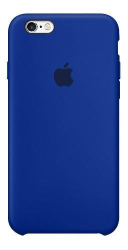 Funda Silicon Para Celular Apple iPhone 6s Plus Colores /e A