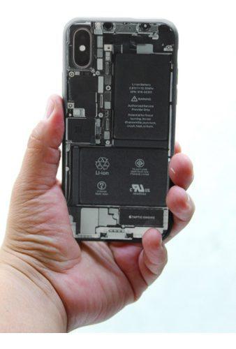 Funda iPhone Xs Max | X | Xr | 7 | 8 | 6 | Plus | Circuitos