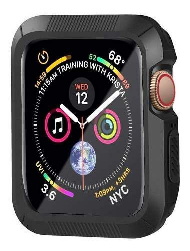 Honejeen Funda Para Apple Watch 44mm En Negro