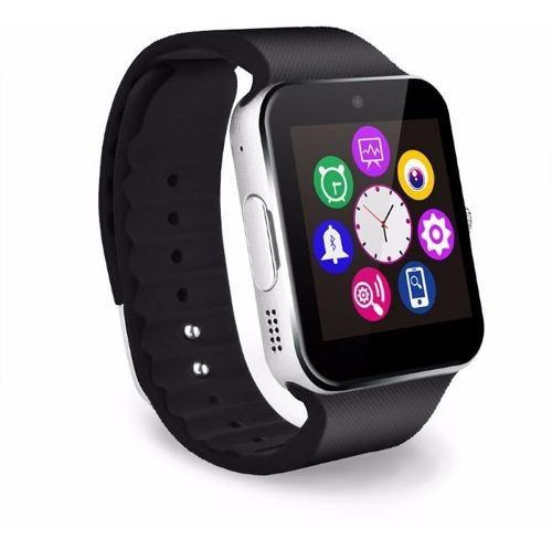 Iwatch Smart Watch Gt08 Antirobo Podometro Monitor De Sueño