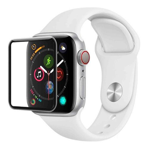 Mica Curva Apple Watch Series 1 2 3 4 Cristal Templado 5d