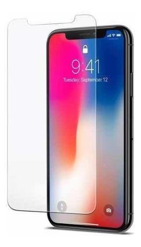 Mica De Cristal Templado Para iPhone Xs