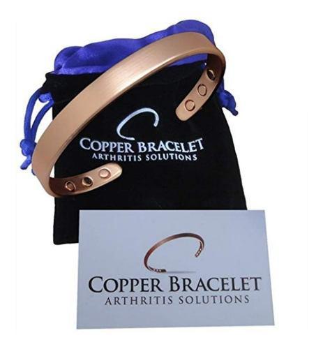 Pulsera De Cobre Para La Artritis | Hombre Y Mujer| Copper B