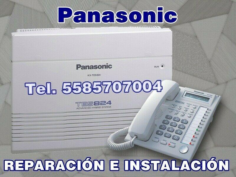 Reparación de Conmutadores Panasonic KX-TES824