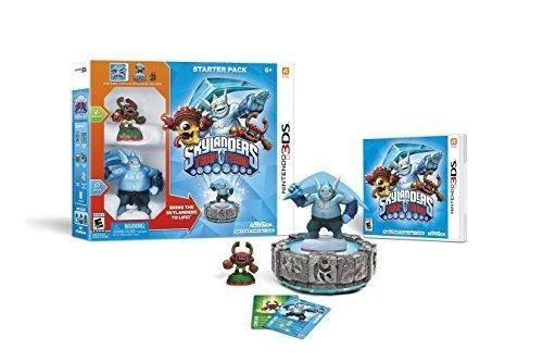Skylanders Trap Team Starter Pack - Nintendo 3ds