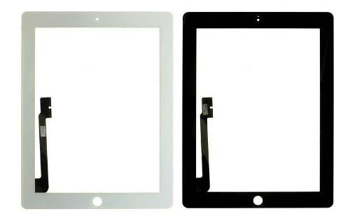 Touch Cristal iPad 3 Y 4 C/boton Homea1416 A1430 A1458 A1459