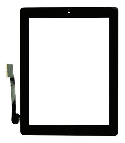 Touch iPad 3, 4 + Bisel A1403 A1416 A1430 A1458 A1459 A1460