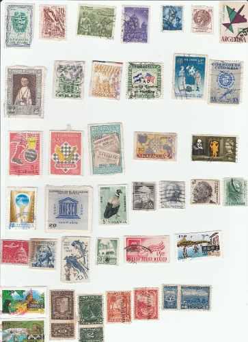38 Timbres Del Mundo, De Los 50s, 60s, 70s, 80s Y 2003
