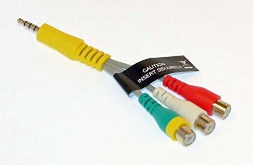 Adaptador Cable Av Samsung Audio Vídeo - Un65mu7000f,