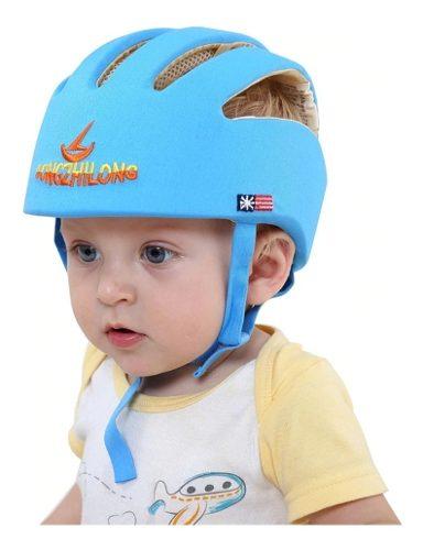 Casco Protector De Seguridad Para Bebes Y Niños