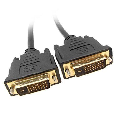Dealmux Dvi-d Dual Link Macho A Macho Cable De Video Digital