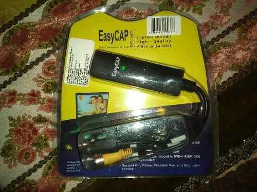 Easycap Capturadora De Video