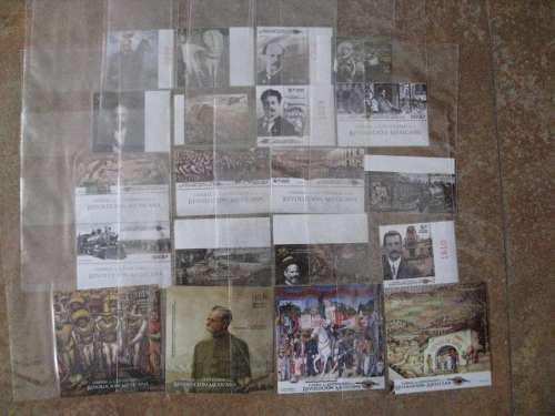 Estampillas O Timbres Del Centenario De La Revolución