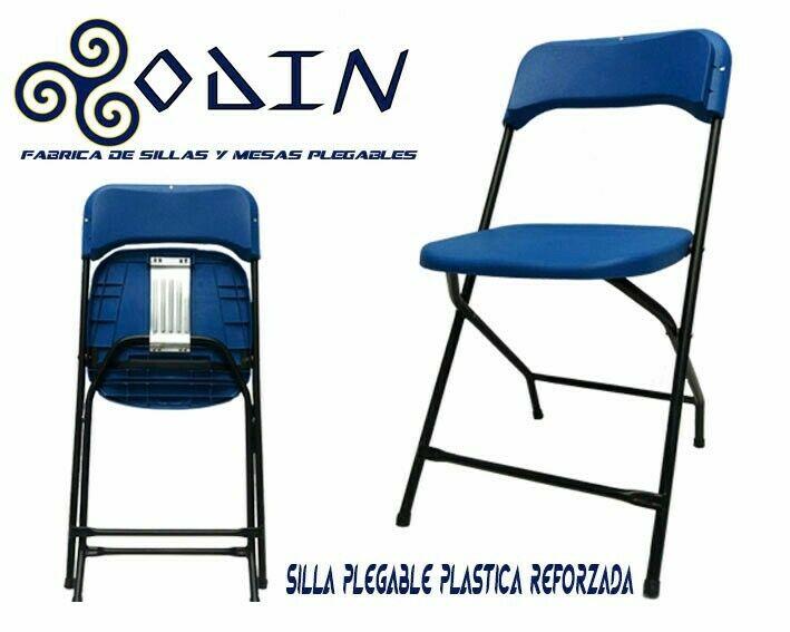 Fabrica de sillas y mesas para alquiladoras y salones