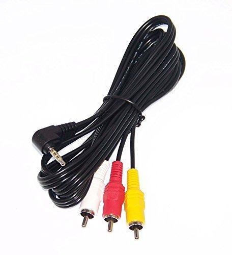 Oem Sony Audio Vídeo Cable Adaptador Av - Dcrtrv280, Dcr -t