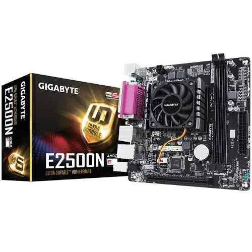 Tarjeta Gigabyte Cpu Integrado Amd /2x Ddr3 Dimm/hd 32 Gb
