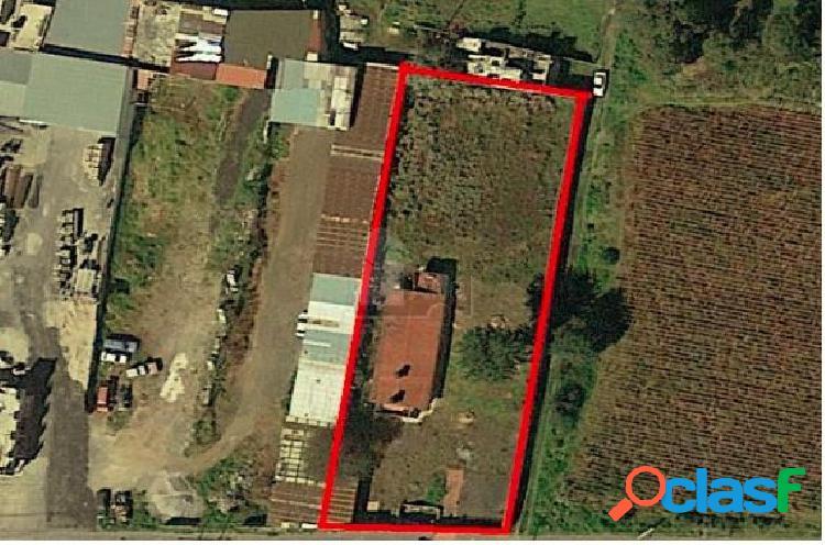 Terreno comercial en renta en San Agustín, Xalatlaco,